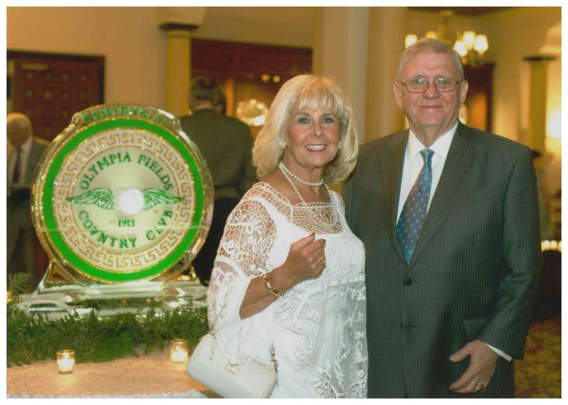Isn't she beautiful!  Taken at Olympia Fields Country Club 100th Anniversary Celebration 8/8/15.